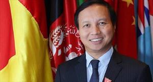 Đại sứ Ngô Đức Mạnh trả lời phỏng vấn Báo Thế giới và Việt Nam chuyến thăm chính thức Liên Bang Nga của chủ tịch Quốc hội Nguyễn Thị Kim Ngân