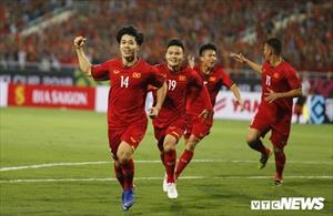Công Phượng, Anh Đức tỏa sáng, tuyển Việt Nam đánh bại Malaysia
