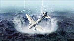 Bí ẩn máy bay Mỹ mất tích liên hoàn ở tam giác quỷ Bermuda