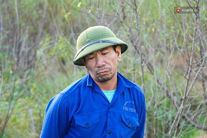 """Hà Nội: Người dân bất lực nhìn hàng nghìn gốc đào biến thành """"củi khô"""" khi Tết sắp về"""