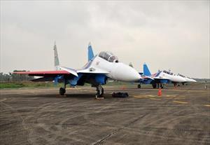 Phi đội Su-30SM