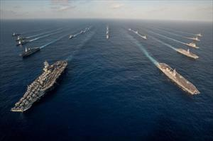 Nếu chiến tranh Mỹ-Trung-Nga xảy ra, ai sẽ thắng?