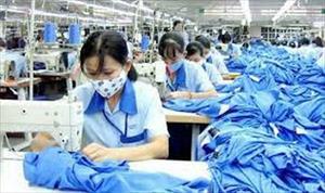 Hàng dệt may Việt Nam tăng xuất khẩu vào thị trường Nga