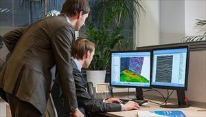 Nga phát triển phần mềm xử lý dữ liệu địa chấn