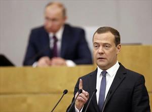 Họp báo cuối năm của Thủ tướng Nga