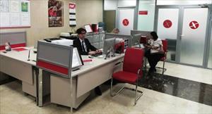 Ngân hàng Nga duy nhất sử dụng tiếng Việt