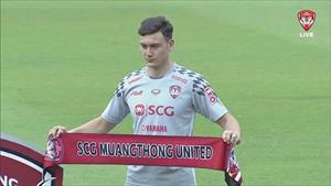 """Thủ môn tuyển Việt Nam nói gì khi khoác áo """"đại gia"""" Thái-League?"""