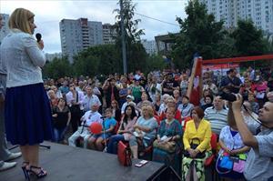 Moskva: Buổi lắng nghe ý kiến công dân về vấn đề chợ Liublino và Sadovod