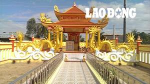 Vì sao hàng chục đại gia miền Tây đổ xô về Khánh Hải (Cà Mau) xây nhà mồ tiền tỉ?