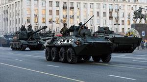 Nga diễn tập duyệt binh kỷ niệm 72 năm Chiến thắng Phát xít