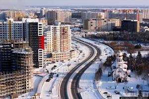 Cận cảnh cuộc sống ở thành phố Nga sâu trong rừng Taiga