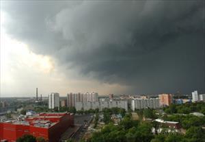 Moskva: Cảnh báo giông gió và mưa đá