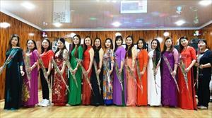 Kỷ niệm Ngày phụ nữ Việt Nam tại Pyatigorsk, LB Nga