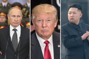 Tổng thống Putin tuyên bố sốc về kho vũ khí hạt nhân của Triều Tiên