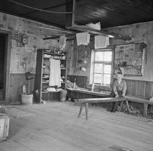 Ảnh cuộc sống tại ngôi làng của Liên Xô trong Thế chiến 2