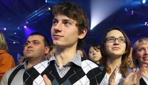 Thời học tập ở Nga