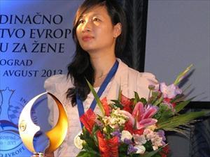 Kỳ thủ người Việt vô địch châu Âu