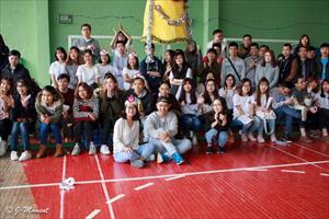 Cuộc thi rung chuông vàng do Thành đoàn Tula tổ chức