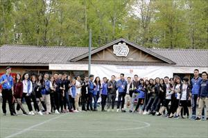 Đại hội Thể thao sinh viên Việt Nam tại Liên bang Nga 2018 thành công tốt đẹp