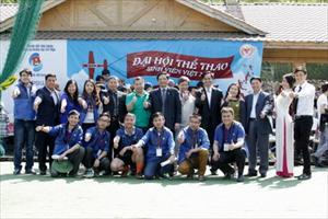 Khai mạc Đại hội thể thao học sinh, sinh viên lần thứ 2 - hè 2014