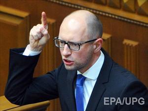 Nga: Giá đôla tăng vọt vì ông Yatsenyuk