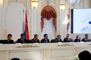 Chủ tịch Hồ Chí Minh mãi là tấm gương sáng cho thế hệ trẻ LB Nga và Việt Nam