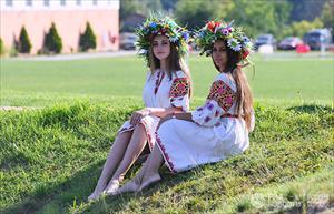 Những hình ảnh ấn tượng nhất nước Nga trong tháng bảy năm 2018