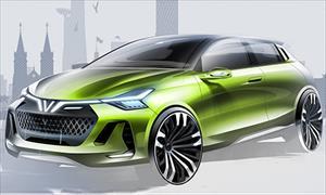 VinFast tiết lộ thêm hai mẫu ôtô cỡ nhỏ chạy xăng và điện