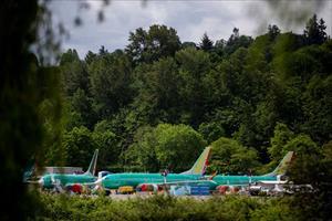 Boeing thiệt hại gần 5 tỷ USD do khủng hoảng 737 MAX