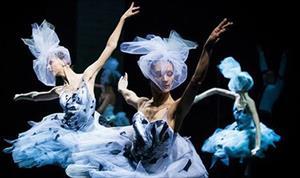 Khai mạc festival ballet lớn nhất nước Nga
