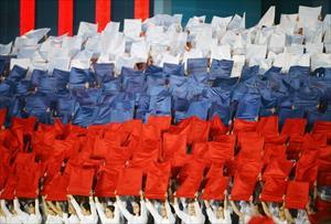 Người dân Nga tưng bừng tổ chức kỷ niệm Ngày nước Nga