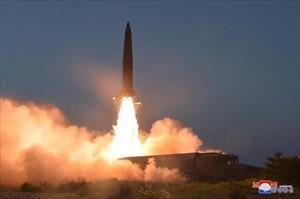 """Triều Tiên lại thực hiện một """"vụ thử nghiệm quan trọng"""""""