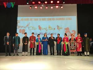 Cộng đồng người Việt tại Bashkortostan (Nga) đón Tết đoàn viên