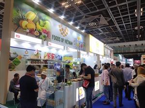 Việt Nam tham gia Hội chợ Gulfood 2019