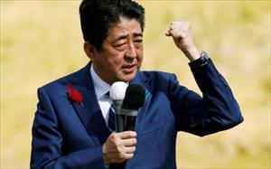 Tổng tuyển cử Nhật Bản liệu có một chiến thắng vang dội cho ông Abe?
