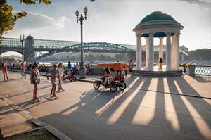 Moskva: Sắp nóng đến 30 độ C?