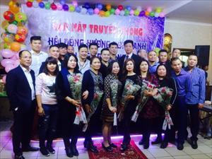 Nhà hàng Sơn Hà chúc mừng HĐH Đông Anh ngày gặp mặt truyền thống