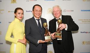 Thông tin báo chí: Vietnam Airlines nhận hai giải thưởng uy tín tại World Travel Awards 2017
