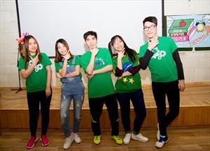 Ngày hội thanh niên của Lưu học sinh Việt Nam tại Voronezh - Liên Bang Nga