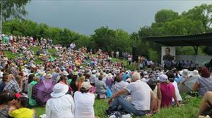 """Lễ hội Lermontov lần thứ 45 - Tôn vinh """"Mặt trời thi ca"""" Nga của mảnh đất Penza"""