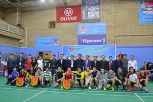 Giải cầu lông sinh viên Công an nhân dân Mátxcơva mở rộng lần thứ nhất