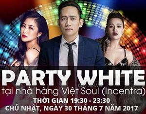 Party White: Đêm nhạc với sự trở lại của Duy Mạnh, Hương Tràm, DJ Tít tại Moscow