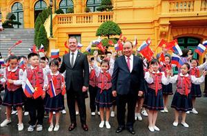 Ấn tượng vẻ đẹp Việt Nam qua chùm ảnh của báo Nga