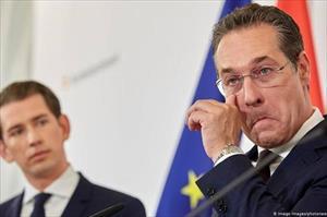 Phó Thủ tướng Áo từ chức sau bê bối với cháu gái nhà tài phiệt Nga