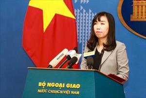 Bộ Ngoại giao thông tin thêm về vụ công dân Việt Nam bị thiệt mạng tại Philippines