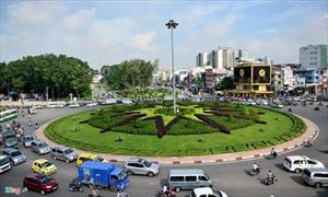 Đường mới thông thoáng ở cửa ngõ sân bay Tân Sơn Nhất