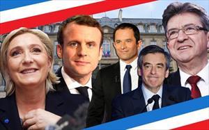 """Bầu cử tổng thống Pháp: Macron và Le Pen sẽ bước vào vòng """"nốc ao"""""""