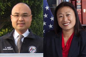 """Thắng lớn trong bầu cử giữa kỳ, người gốc Việt thế hệ 2 """"đổ bộ"""" vào chính trường Mỹ"""