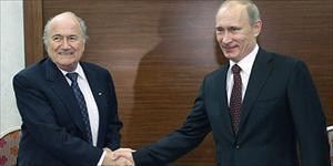 Nga và Ukraine sẽ không đụng mặt nhau tại World Cup 2018