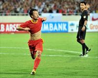 Việt Nam 1-7 Arsenal: Mạnh Dũng chọc thủng lưới Pháo thủ